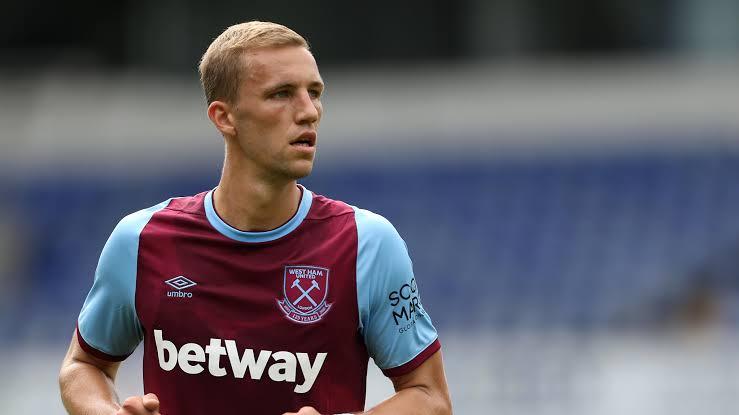 Tomas Soucek best midfielders in the Premier League 2021