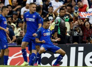 Cruz Azul top Football Clubs in Mexico