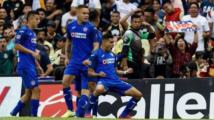 Cruz Azul top Football Clubs in Mexico