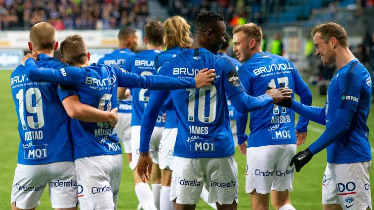 Top football clubs in Norway