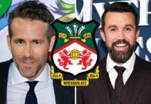 Ryan Reynolds Acquires Wrexham AFC