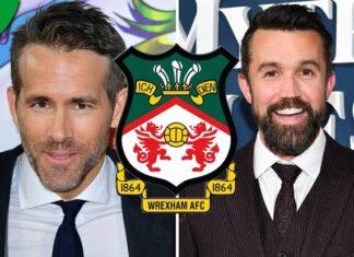 Ryan Reynolds Acquires Wrexham AFC