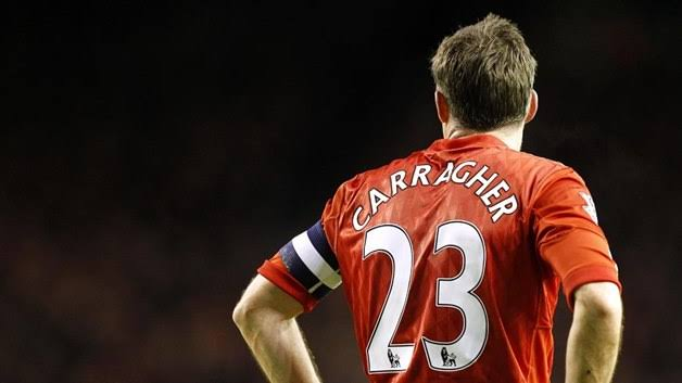 Famous footballers to wear number 23