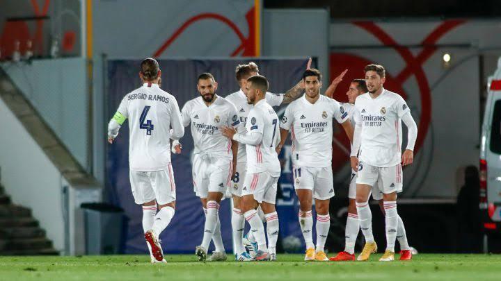 Real Madrid 2020/21