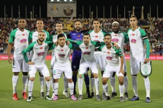 Raja Casablanca 5 Football Leagues in Africa