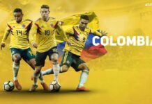 Soccer facts about colombia