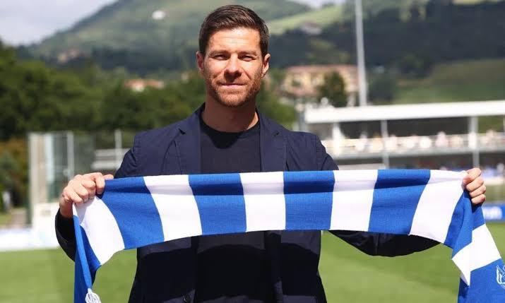 Xabi Alonso Real Sociedad coach