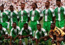 Atlanta 1996 Nigerian Squad