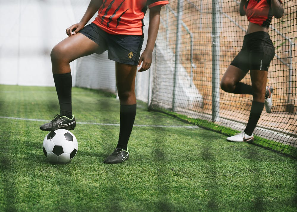 Soccer Equipment Training List