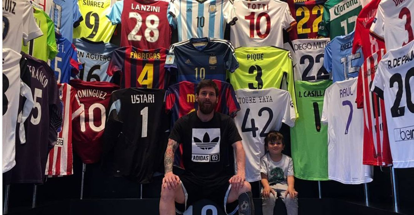 How To Buy An Authentic Soccer Jersey