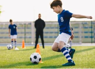 Football skills that are easy to learn