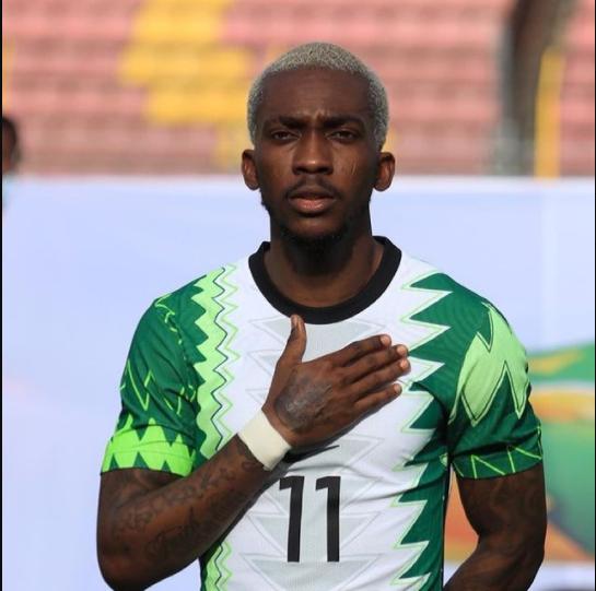 Henry Onyekuru Nigeria 2021