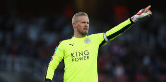 Kasper Schmeichel Best Sweeper Keepers In The World