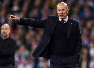 Zinedine Zidane Stylish Football Managers