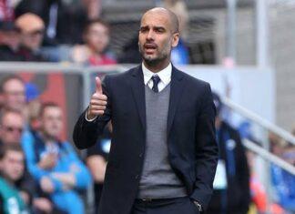 Pep Guardiola Stylish Football Managers