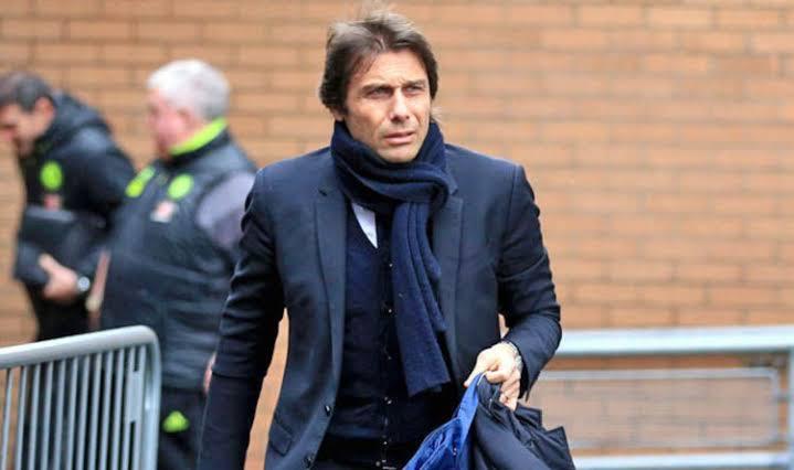 Antonio Conte Stylish Football Managers