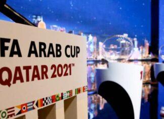 fifa arab cup 2021