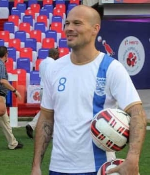 Freddie Ljungberg Footballers Who Have Played In The Indian Super League