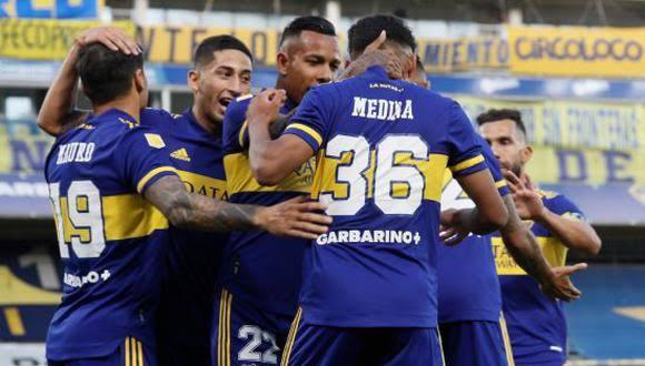 Boca Juniors Top Football clubs in Argentina