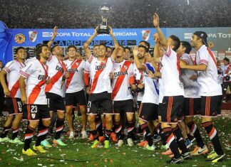 River Plate Top Football clubs in Argentina