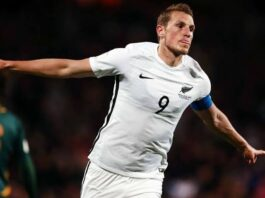Chris Wood greatest players to have played for New Zealand