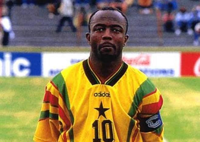 Abedi Pele players who never played at the World Cup