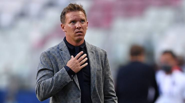 Julian Nagelsmann youngest coaches in football