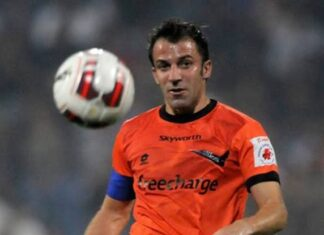 Del Piero Footballers Who Have Played In The Indian Super League