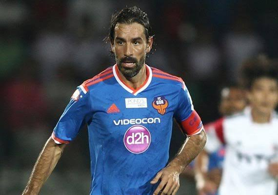 Robert Pires Footballers Who Have Played In The Indian Super League