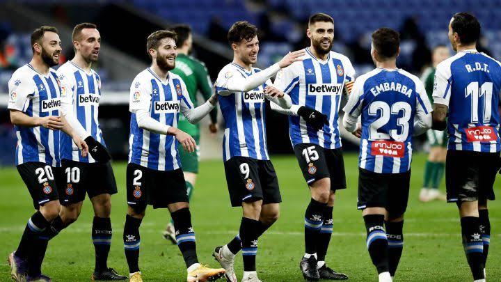 Espanyol Newly Promoted La Liga teams 2021/2022