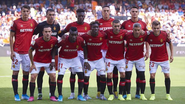 RCD Mallorca Newly Promoted La Liga teams 2021/2022