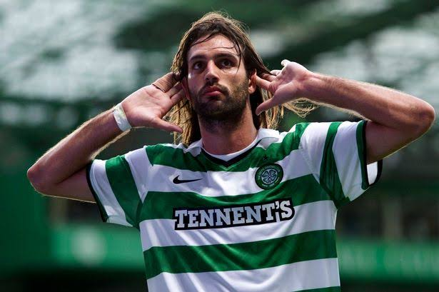 Georgios Samaras best foreign players to have played in Scotland