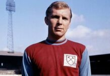Bobby Moore greatest West Ham United players