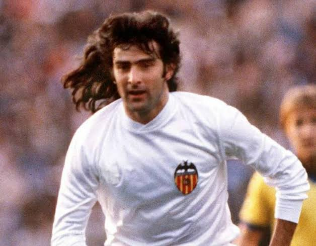Mario Kempes greatest valencia players of all-time