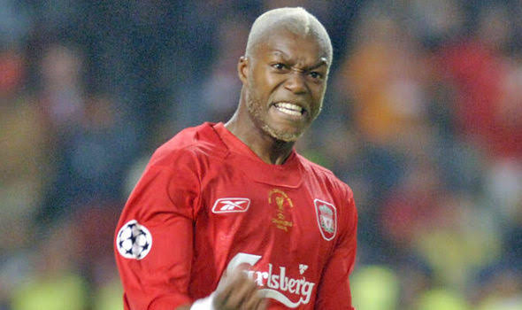 Djibril Cisse football players who converted to christianity