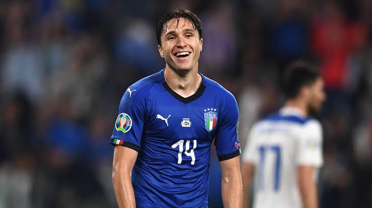 FEDERICO CHIESA underated footballers in 2021