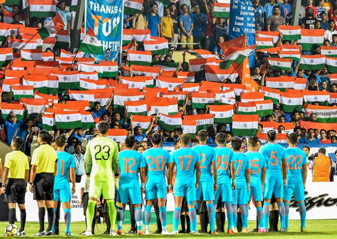 India Countries With The Most Football Fans