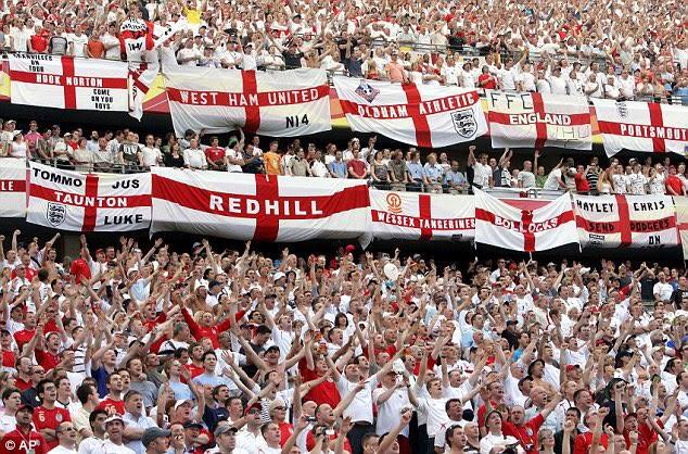 England Countries With The Most Football Fans