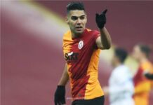 Radamel Falcao highest-paid players in the Turkish League