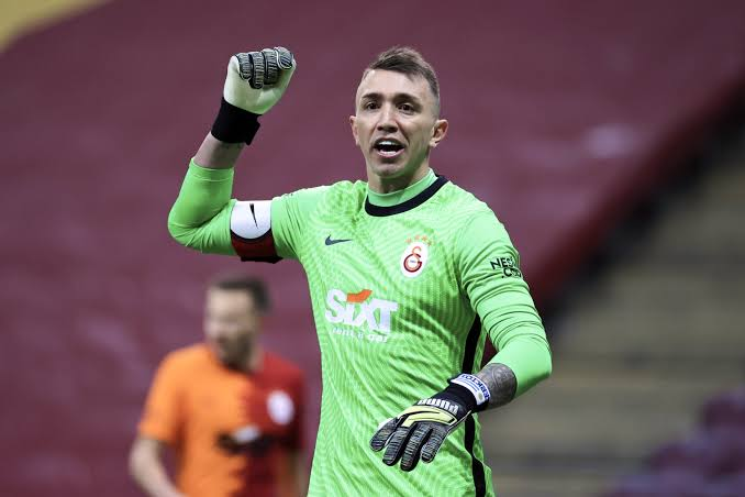 Fernando Muslera Galatasaray highest-paid players in the Turkish League