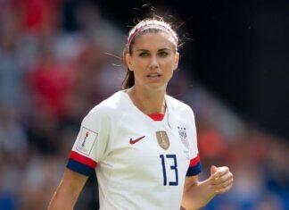 Alex Morgan richest female Footballers in the world