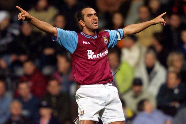 Paolo Di Canio greatest West Ham United players of all-time