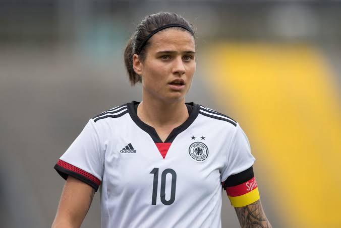 Dzsefiner Marozsan best women's football midfielders