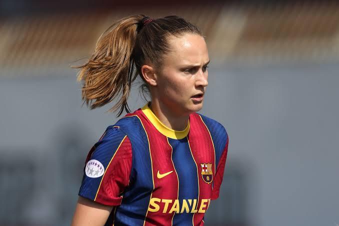 Caroline Graham Hansen best female midfielders in football
