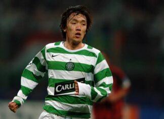 Shunsuke Nakamura Celtic player