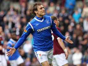 Nikica Jelavić best players to have played in Scotland