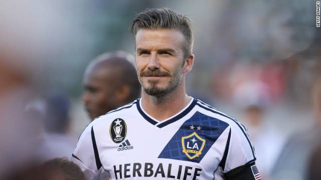 David Beckham MLS Players of all-time