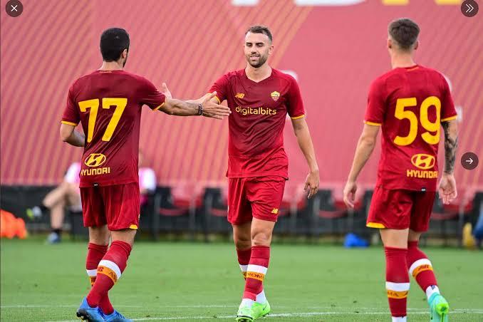 AS Roma 2021/22 players