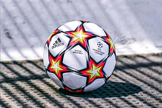 Official Match Ball for the 2021/22 UEFA Champions League