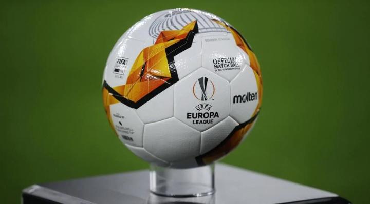 official match ball of UEFA Europa League 2021/2022